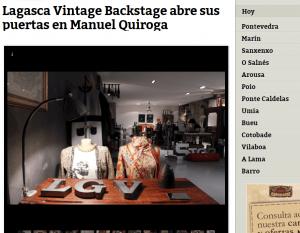tienda vintage pontevedra