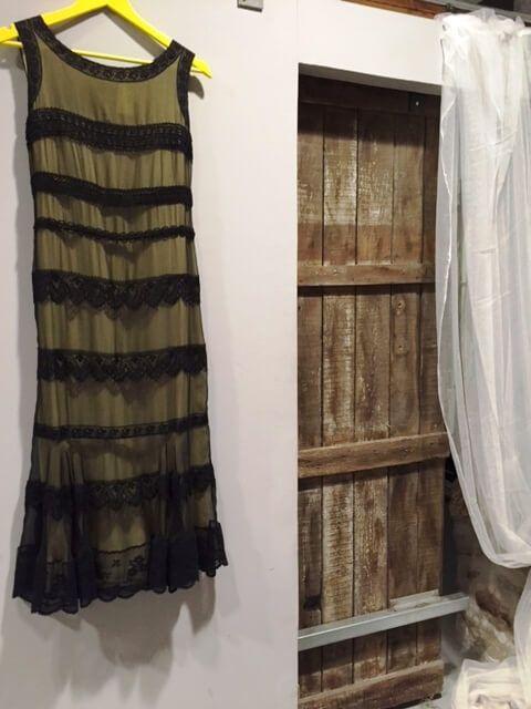 tienda de ropa vintage