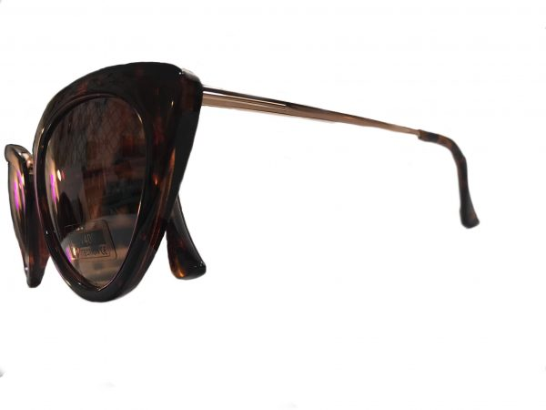 Lateral gafas Carey Cat Lagasca Vintage