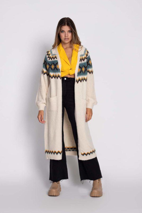 chaqueta feroe